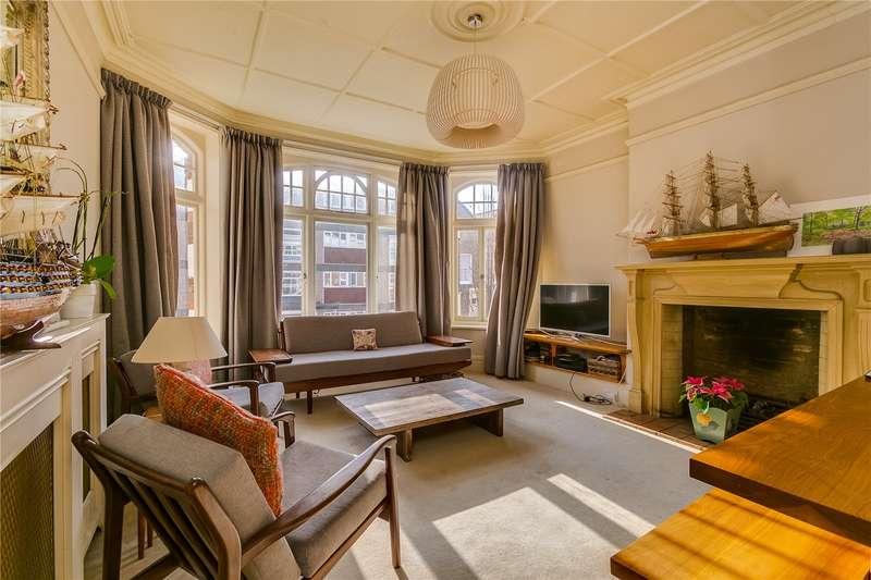2 Bedrooms Flat for sale in Castelnau Gardens, SW13