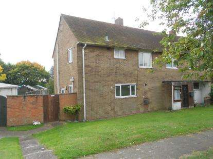 4 Bedrooms Semi Detached House for sale in Cody Road, Clapham, Bedford, Bedfordshire