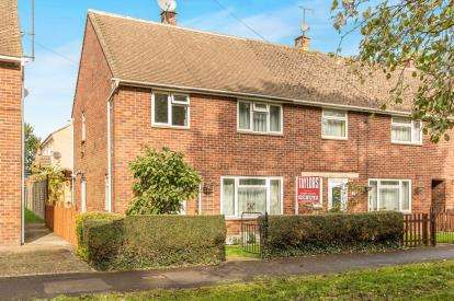 3 Bedrooms Semi Detached House for sale in Gillett Road, Banbury, Oxfordshire, Oxon