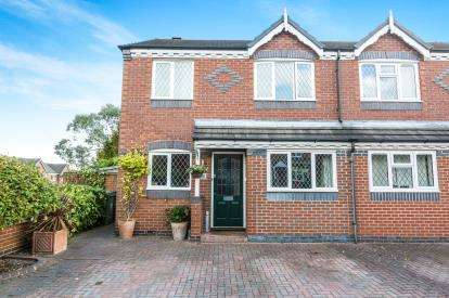 3 Bedrooms Semi Detached House for sale in Debdale Avenue, Lyppard Woodgreen, Worcester, Worcestershire