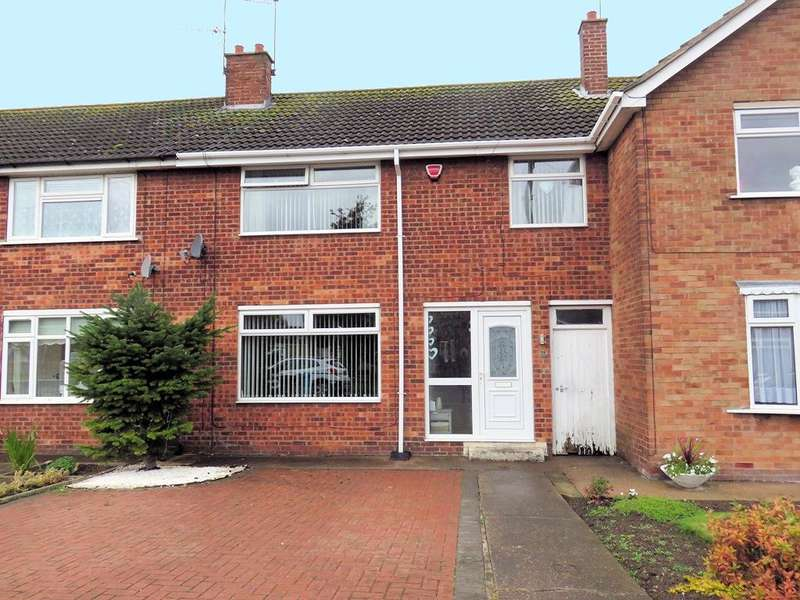 3 Bedrooms House for sale in Dunvegan Road, HULL, HU8 9LD