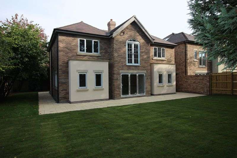 5 Bedrooms Detached House for sale in London Road, Shrewsbury - Plot 2