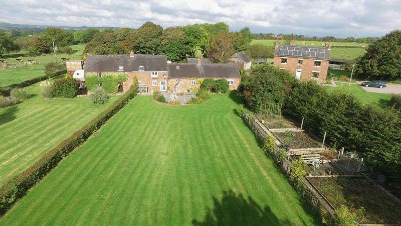4 Bedrooms House for sale in Marston Common, Ashbourne