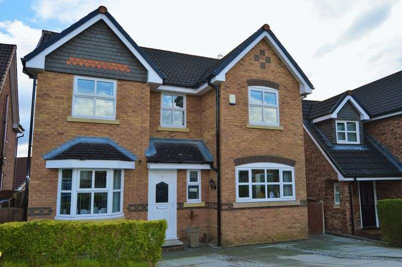 5 Bedrooms Detached House for sale in Briar Close, Norden