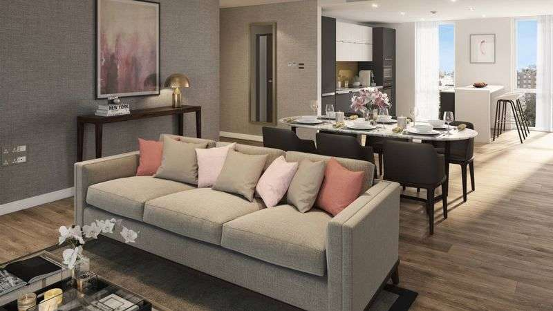1 Bedroom Flat for sale in Monck Street, London