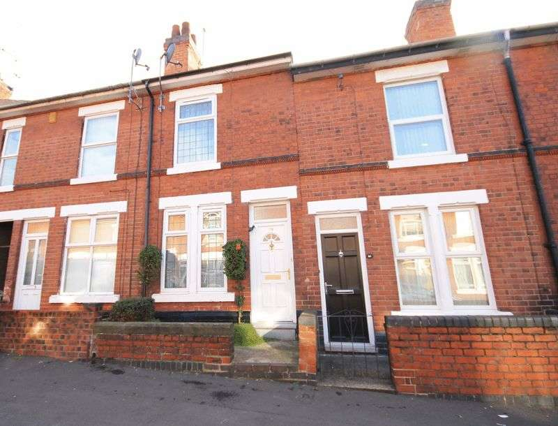 2 Bedrooms Terraced House for sale in HOWE STREET, DERBY
