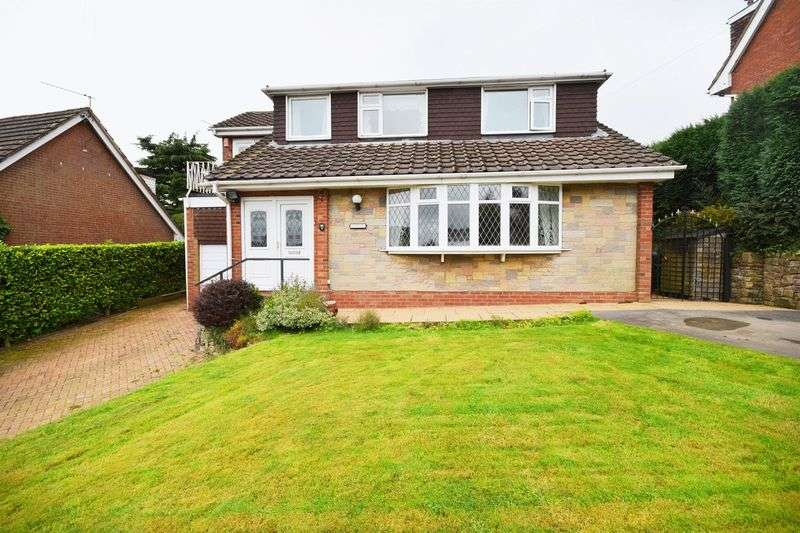 3 Bedrooms Detached House for sale in New Lane, Brown Edge