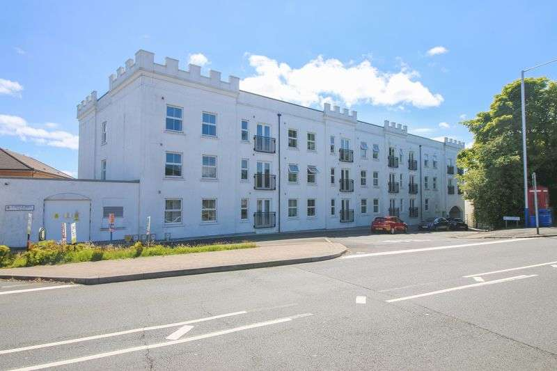 2 Bedrooms Flat for sale in 43 Imperial Court, Castle Hill, Douglas, IM2 4AA