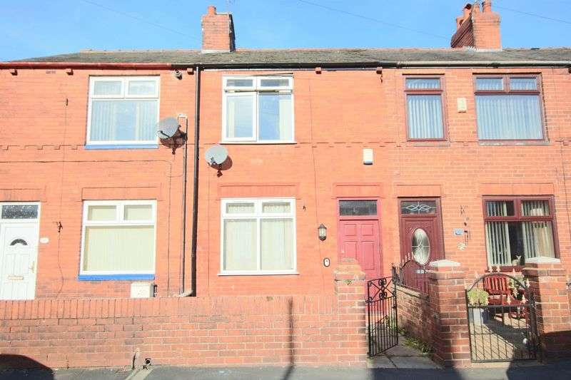 3 Bedrooms Terraced House for sale in Mendip Grove, St Helens, Merseyside, WA9 2EX