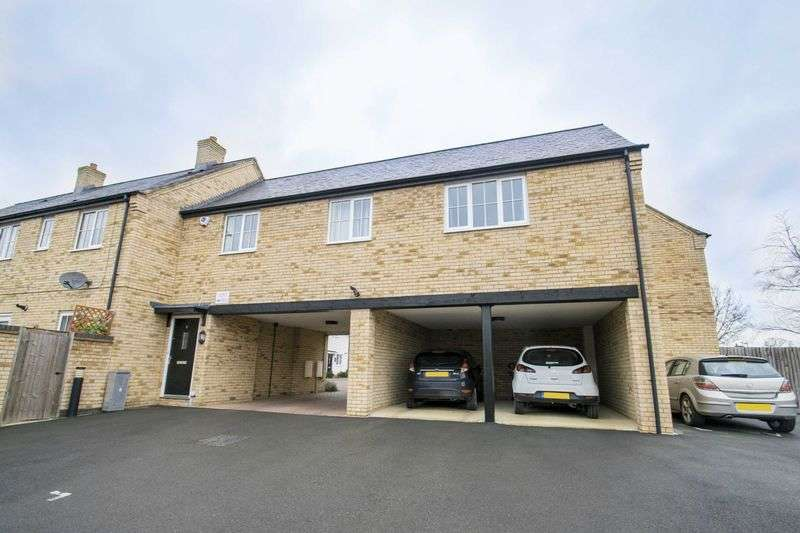 2 Bedrooms Flat for sale in The Vineyards, Silsoe