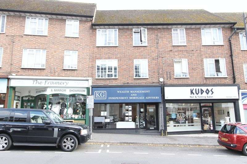 2 Bedrooms Flat for sale in High Street, Cheam
