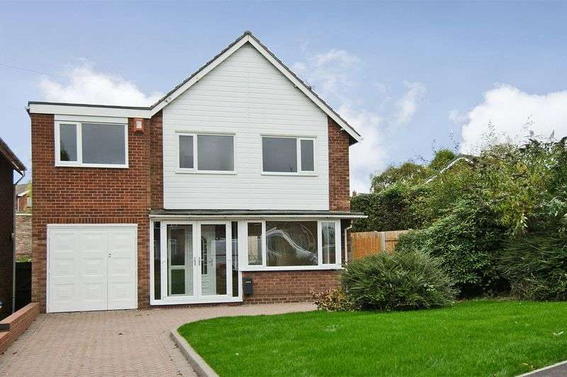 5 Bedrooms Detached House for sale in Ogley Hay Road, Burntwood
