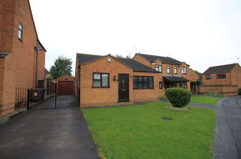 2 Bedrooms Detached House for sale in PAVILION ROAD, LITTLEOVER