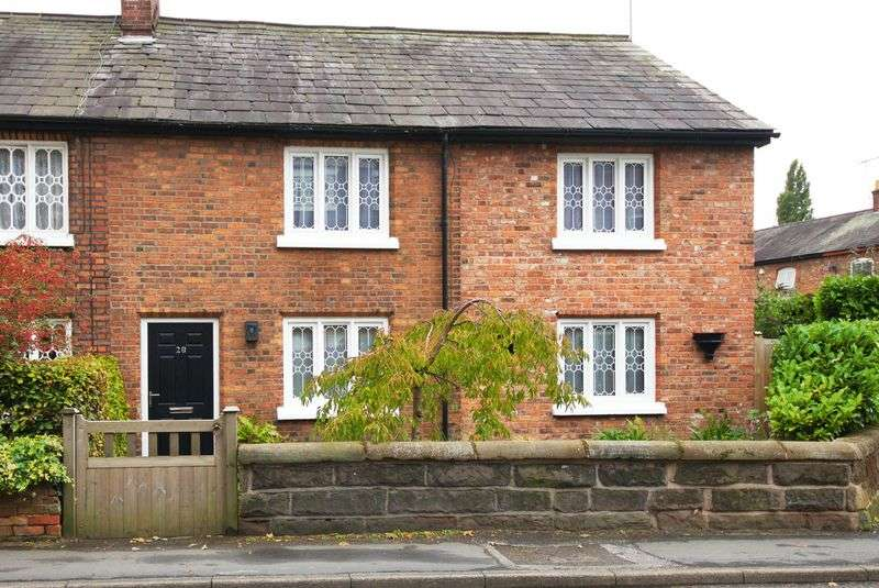 5 Bedrooms Terraced House for sale in Church Road, Lymm