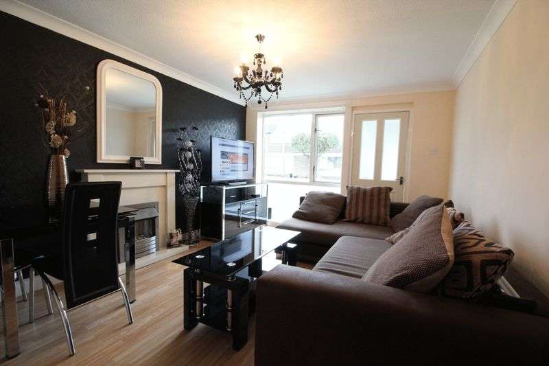 2 Bedrooms Flat for sale in Coventry Way, Fellgate