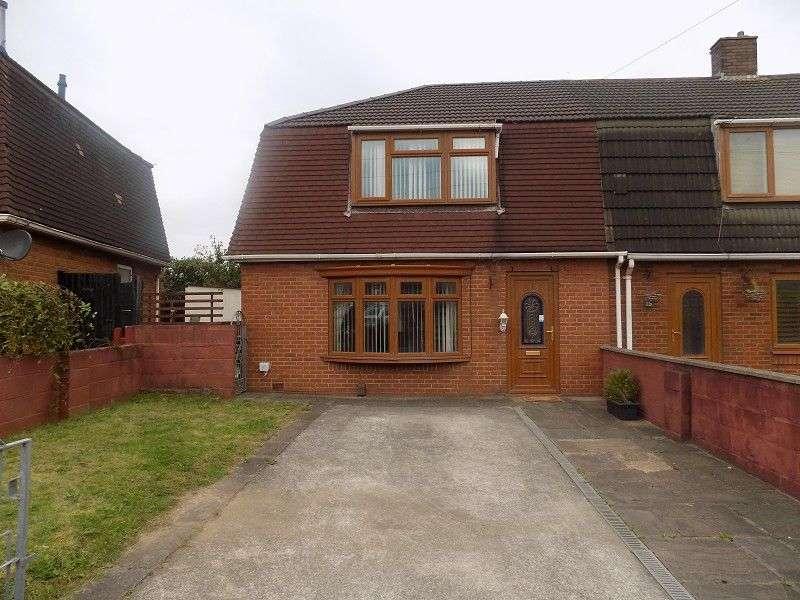 3 Bedrooms End Of Terrace House for sale in Burns Road, Little Warren, Port Talbot, Neath Port Talbot. SA12 6BG