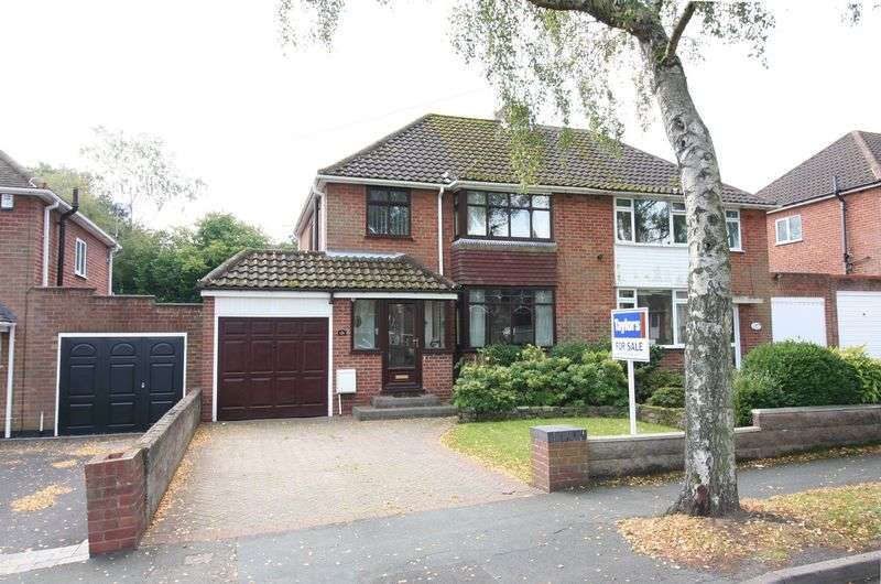 3 Bedrooms Semi Detached House for sale in KINGSWINFORD, Kingsley Road