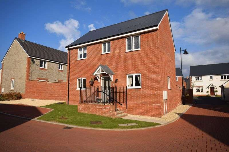 3 Bedrooms Detached House for sale in 16 Llys Glas Y Gors, Bridgend