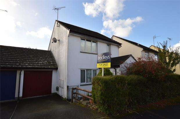 3 Bedrooms Detached House for sale in Fernworthy Park, Copplestone, Crediton, Devon