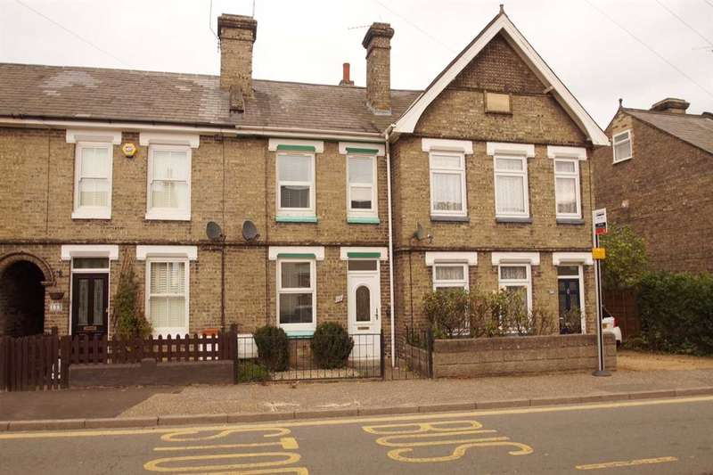 2 Bedrooms Terraced House for sale in Bergholt Road, Mile End, Colchester