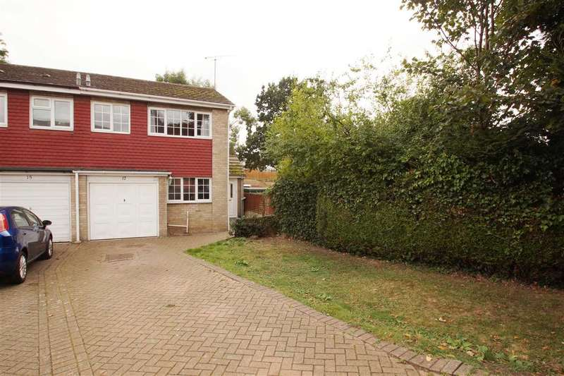 3 Bedrooms Semi Detached House for sale in Dudley Close, Colchester