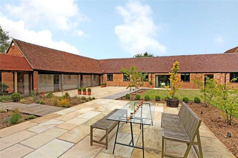 4 Bedrooms Detached Bungalow for sale in Boarstall, Aylesbury, Buckinghamshire, HP18