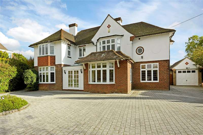 5 Bedrooms Detached House for sale in Bishops Lodge, 129 Forest Road, Tunbridge Wells, Kent, TN2