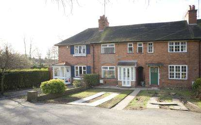 3 Bedrooms Terraced House for sale in Bristol Road, Selly Oak, Birmingham, West Midlands