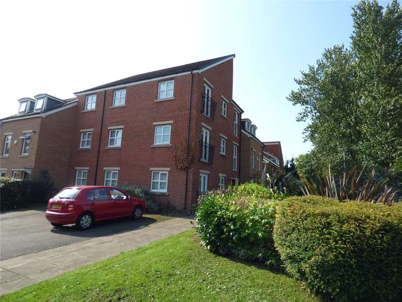 2 Bedrooms Apartment Flat for sale in Marsworth Drive, Liverpool, Merseyside, L6