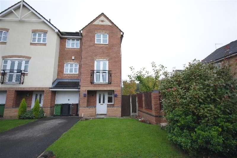 3 Bedrooms Terraced House for sale in Dartington Road, Platt Bridge, Wigan, WN2