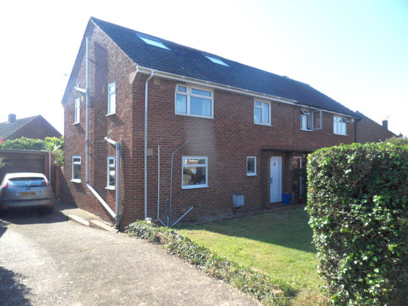 5 Bedrooms Semi Detached House for sale in The Green, Exmouth