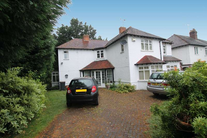 3 Bedrooms Detached House for sale in Green Lanes, Wylde Green, B73 5LT
