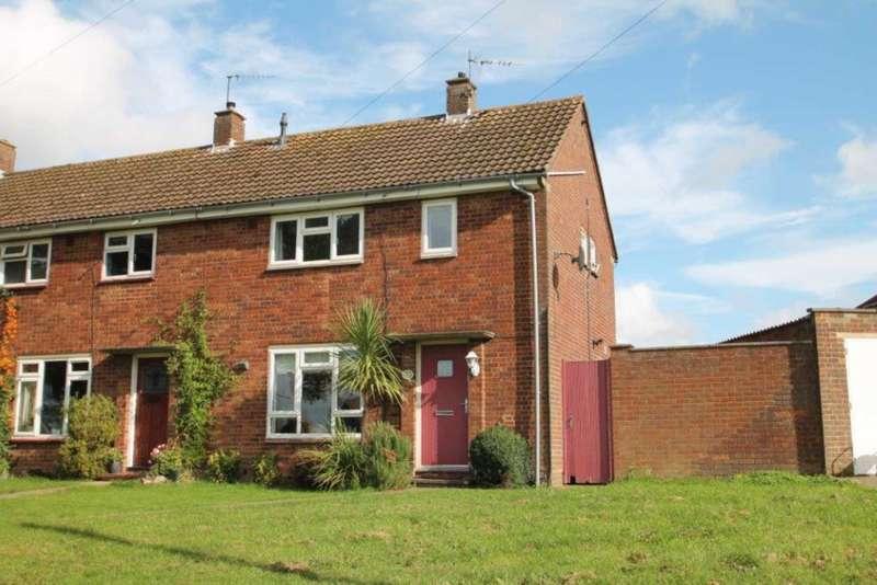 2 Bedrooms End Of Terrace House for sale in Hobbs Hill Road, Hemel Hempstead