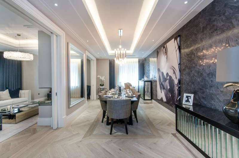 3 Bedrooms Flat for sale in Great Minster House, Westminster, SW1P