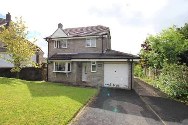 4 Bedrooms Detached House for sale in Change Close, Bacup, Lancashire, OL13 9HX
