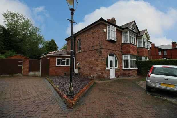 4 Bedrooms Semi Detached House for sale in Lambert Road, Preston, Lancashire, PR2 6YQ