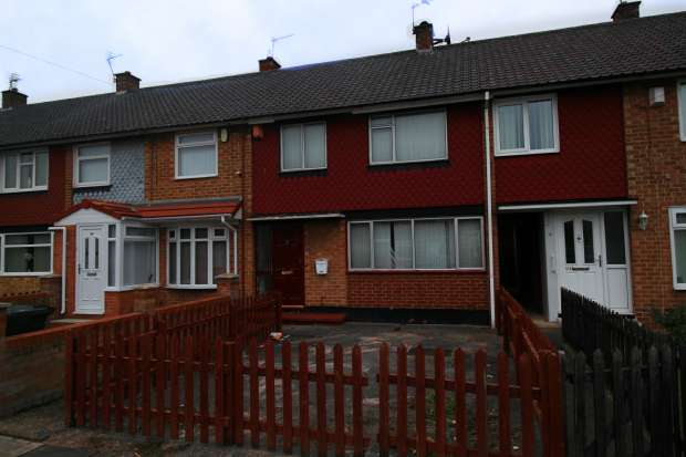 3 Bedrooms Terraced House for sale in Broadwell Road, Middlesbrough, Cleveland, TS4 3NJ