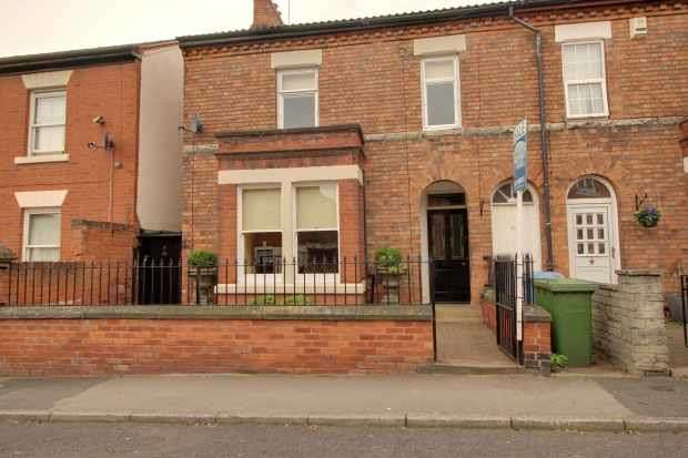 4 Bedrooms Semi Detached House for sale in George Street, Worksop, Nottinghamshire, S80 1QJ