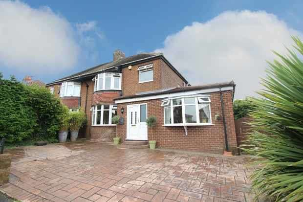 4 Bedrooms Semi Detached House for sale in Leaside Avenue, Oldham, Lancashire, OL1 2QZ