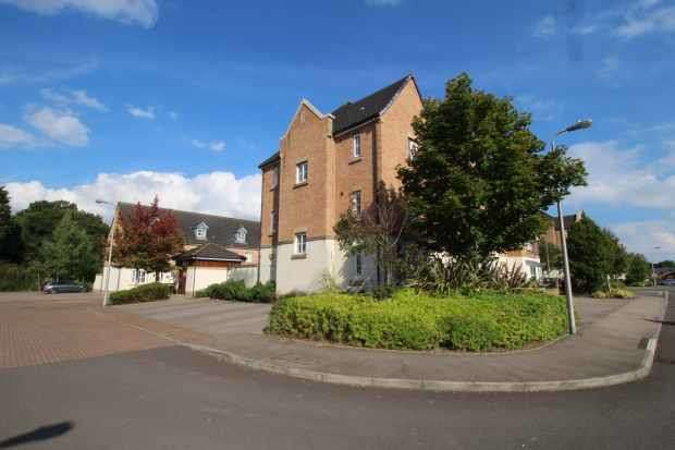 2 Bedrooms Flat for sale in Phoenix Way, Cardiff, South Glamorgan, CF14 4PQ