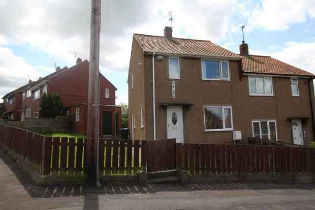 2 Bedrooms Property for sale in Rydal Drive, Crook, Durham, DL15 8NS