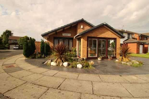 3 Bedrooms Detached Bungalow for sale in Butterwick Drive, Liverpool, Merseyside, L12 0JQ