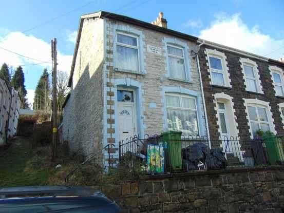 2 Bedrooms Property for sale in Osborne Road, Pontypool, Gwent, NP4 6LU