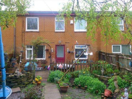 4 Bedrooms Terraced House for sale in Alexandra Close, Accrington, Lancashire, BB5 5TG