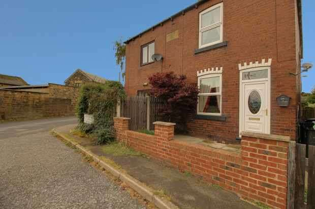 3 Bedrooms Semi Detached House for sale in Storrs Mill Lane, Barnsley, South Yorkshire, S72 8SH