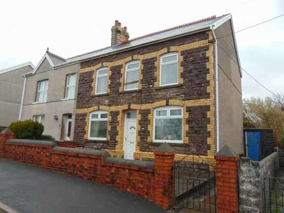 3 Bedrooms Semi Detached House for sale in Church Road, Llanelli, Carmarthenshire, SA14 7NF