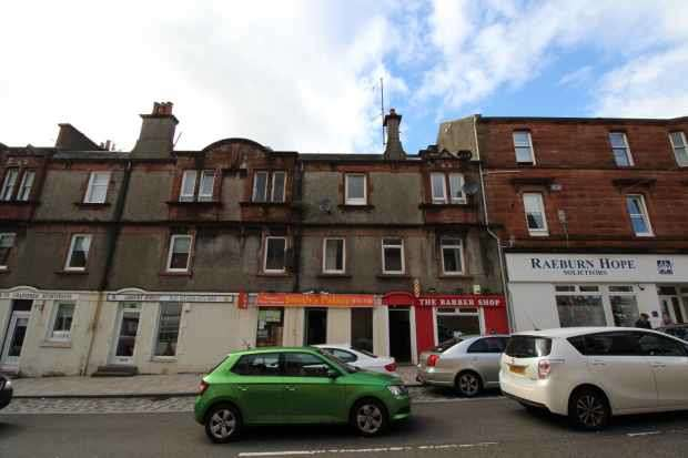 1 Bedroom Apartment Flat for sale in Sinclair Street, Helensburgh, Dunbartonshire, G84 8TG