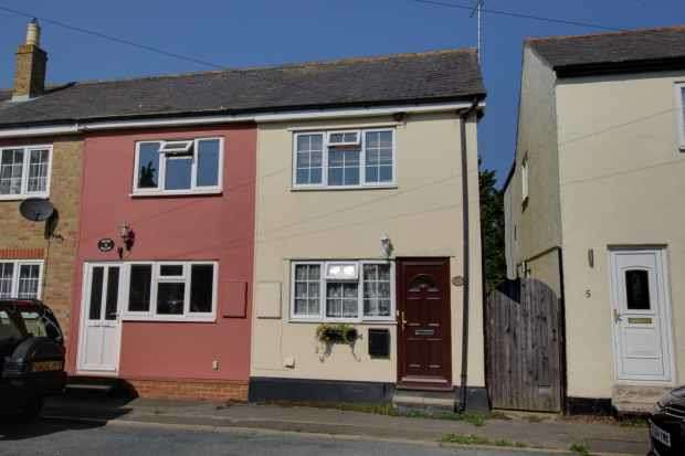 2 Bedrooms Property for sale in The Street,, Maldon, Essex, CM9 8HL