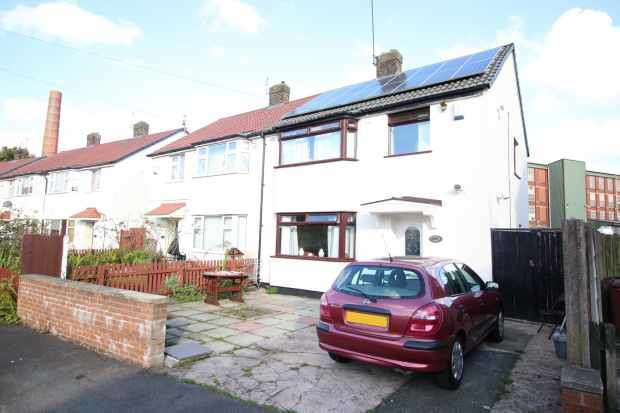 3 Bedrooms Semi Detached House for sale in Dowry Street, Oldham, Greater Manchester, OL8 2LP