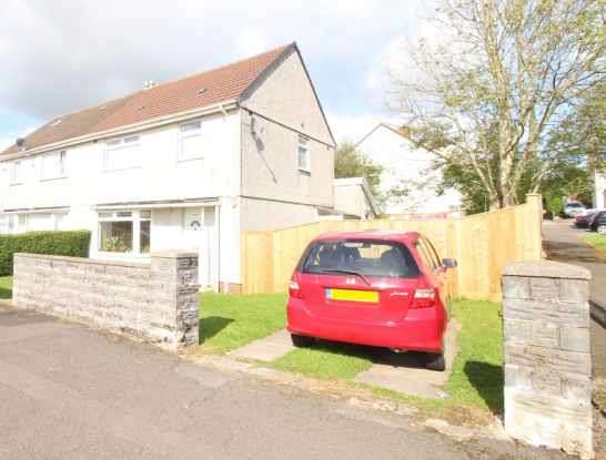 3 Bedrooms Semi Detached House for sale in Eppynt Road, Swansea, West Glamorgan, SA5 7AZ